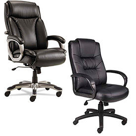 Leather Executive Style Chairs