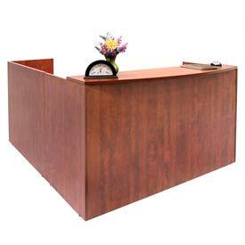 Regency -  Manager Series Laminate Reception Station