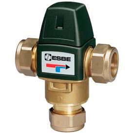 ESBE SERIES THERMOSTATIC MIXING VALVES