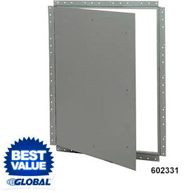 Access Doors With Drywall Taping Bead