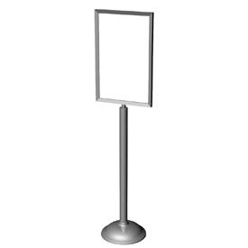 Double Sided Sign Stands