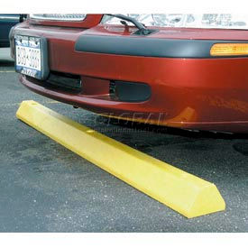 Plastic Parking Curbs