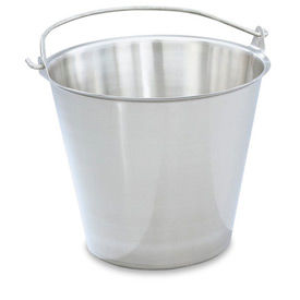 Stainless Steel Utility Pails