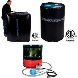 BriskHeat® Hazardous Area Drum Heaters