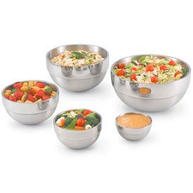 Double Wall Bowls