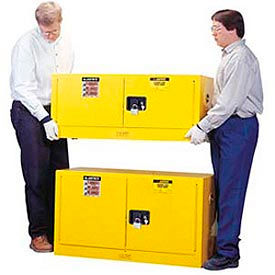 Justrite® Piggyback Flammable Cabinets