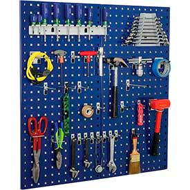 Kennedy® Metal Tool Board Wall Panels & Accessories