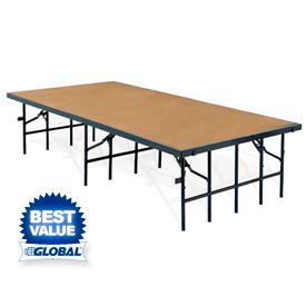 National Public Seating® - Portable Stages And Stage Pie Units