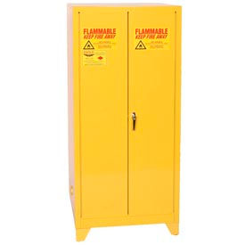 Flammable Cabinets with Legs