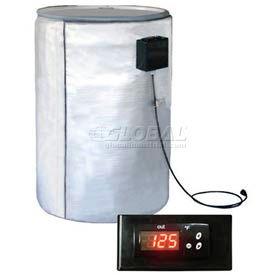 BriskHeat® Full Coverage Drum Heaters