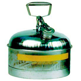 Eagle Stainless Steel Type I Safety Cans