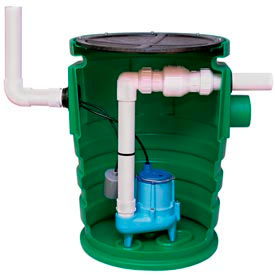 Little Giant® Water Collection & Removal System