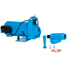 Convertible Jet Pumps