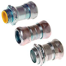 EMT Offset & Set Compression Connectors & Couplings
