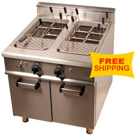 Axis Gas Powered Pasta Cookers