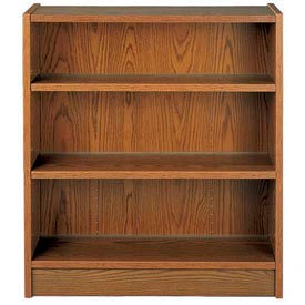 Ironwood -  Glacier™ Double Faced Expandable Library Shelving