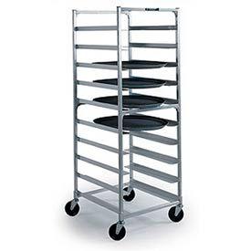 Lakeside® Aluminum Oval Tray Carts