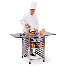 Lakeside® Stainless Steel Work Tables
