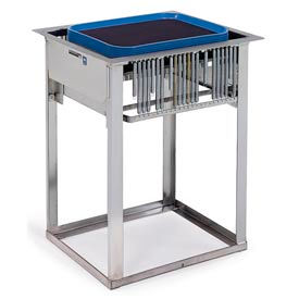 Drop-In Tray And Glass Rack Dispensers