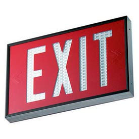 Everlite Tritium Exit Signs
