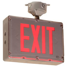 Hazardous Location/Explosion Proof Exit Signs- Class 1 Division 2
