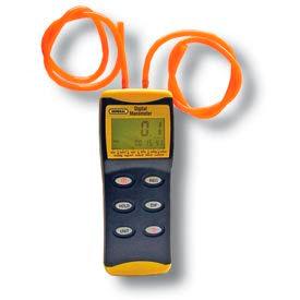 Manometers & Gas Pressure Testers