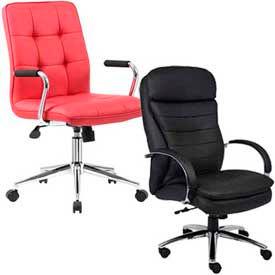 Boss Chair -  Modern CaressoftPlus™ Executive Chairs
