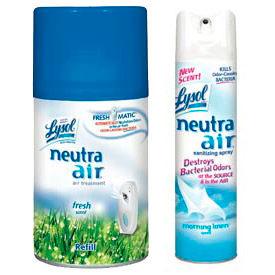 Lysol® NEUTRA AIR® FRESHMATIC® Deodorizers and Refills
