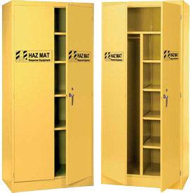 Lyon® HazMat Response Cabinets