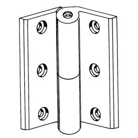 S. Parker Hardware 1200 Series Spring Door Hinges