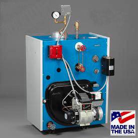 Slant/Fin® Intrepid Steam Oil-Fired Boilers