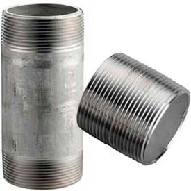 Sch. 40 Stainless Steel Seamless Pipe Nipples