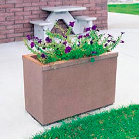 Wausau Tile - Concrete Planters – 30 To 36 Inch Wide