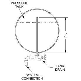 Taco® Tank Drainers