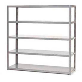 Global Industrial™ Adjustable Heavy Duty Metal Shelving (3,000 Lbs. Shelf Capacity)