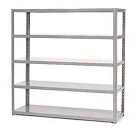 Global Industrial™ Adjustable Heavy Duty Metal Shelving (3,000 Lbs. Shelf Capacity)