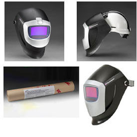 3M™ Welding Helmets and Accessories