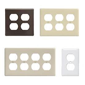 Bryant® Nylon Duplex Wall Plates