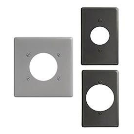 Bryant® Nylon Single Receptacle Wall Plates