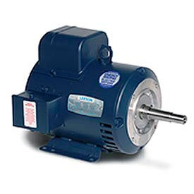 Leeson JM Pump Motors, 1-Ph, DP, Rigid Base