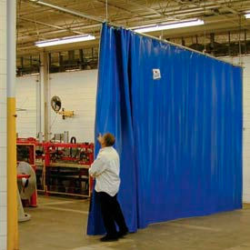Global Industrial™ Curtain Wall Partitions