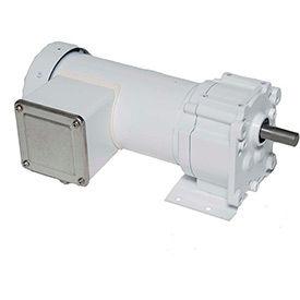 Leeson Parallel Shaft AC Washguard® Gearmotors