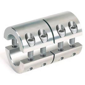 Climax Metal, 2MISCC-Series: Metric 2-Piece Clamping Coupling