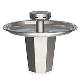 Bradley® Sentry™ Shallow Bowl Washfountains