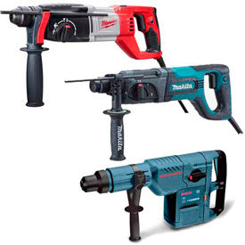 Corded Rotary Hammers
