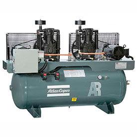 Duplex Air Compressors - 3 Phase