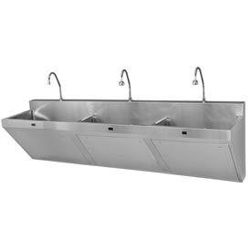Sloan Electronic Scrub Sinks