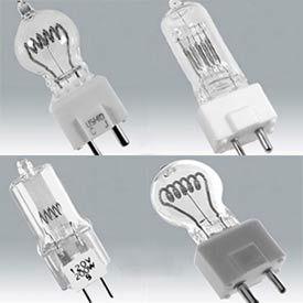 Audio/Visual Halogen Bi-Pin Lamps