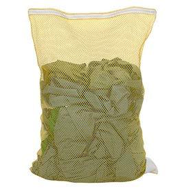 Mesh Bags With Zipper Closure