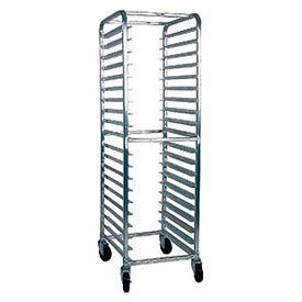 All-Welded Stainless Steel Pan Racks